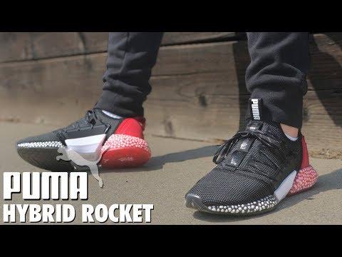 PUMA HYBRID ROCKET REVIEW