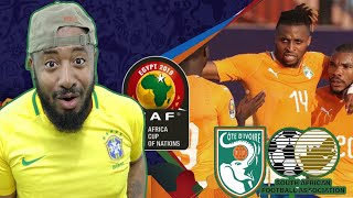 Ivory Coast Vs South Africa 1-0   Mali 4-1 Mauritania   Tunisia Held By Angola