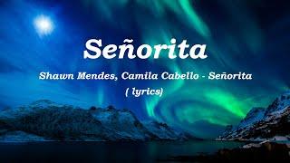 Shawn Mendes Camila Cabello ‒ Señorita Lyrics By WML