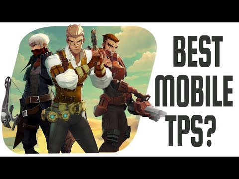Still Alive – Mobile TPS of the year? – Indie Game Review