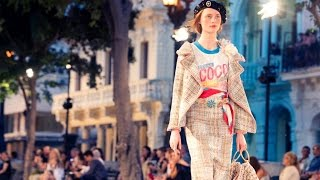 Chanel | Cruise 2017 Full Fashion Show | Exclusive