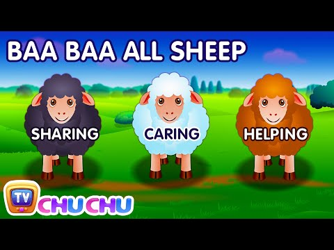 Baa Baa Black Sheep - The Joy of Sharing! Screenshot 1