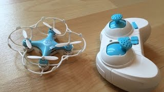 Furball Reviews: Cheerson CX-10 Nano Quadcopter Review