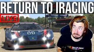 Will We Survive Our Return To iRacing Endurance?