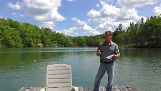 Lake Keowee Real Estate Video Update May 2018