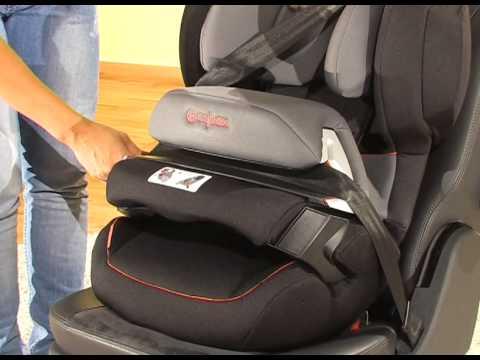 CYBEX Juno-Fix - Kindersitz Gr.1   Babyartikel.de
