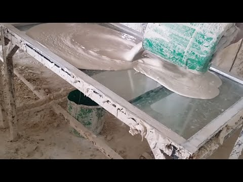 gypsum ceiling tiles || gypsum ceiling work || gypsum ceiling making