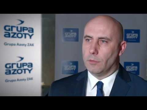 Wywiad Prezesa Zarządu Grupy Azoty ZAK S.A. Andrzeja Leszkiewicza 16.03.2015 - zdjęcie
