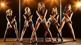 Красивые танцы красивых девушек.