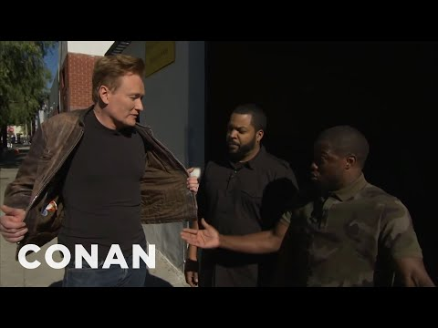 Outtakes From The Student Driver Remote  - CONAN on TBS (видео)