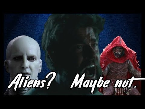 A Quiet Place: Aliens, or something worse?