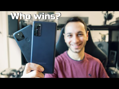 External Review Video 1dwasgraobc for Samsung Galaxy S20 FE (5G) Smartphones