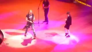 AC/DC (with Axl Rose) - Back in Black/Got Some Rock & Roll Thunder