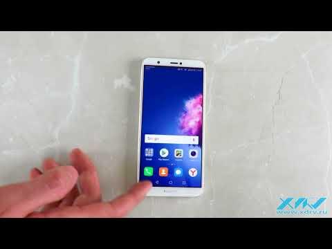 Как установить мелодию на звонок в Huawei P smart (XDRV.RU)