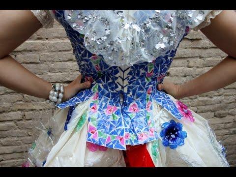 Lazo floc o de mariposa para traje de fallera valenciana con material re