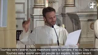 2020-06-28 – 13ème dimanche du Temps Ordinaire