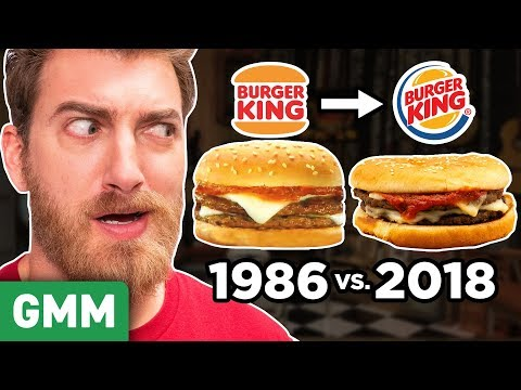 Download Recreating Discontinued Burger King Menu Items (TASTE TEST) HD Mp4 3GP Video and MP3