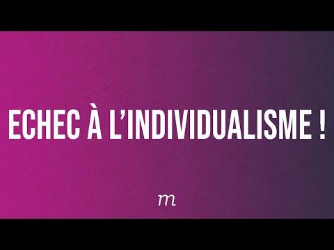 Échec à l'individualisme