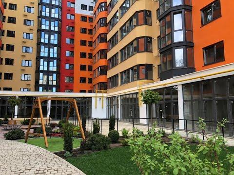 Продам 2-комнатную квартиру в новостройке, ЖК«Малинки», 58 м², без отделочных работ
