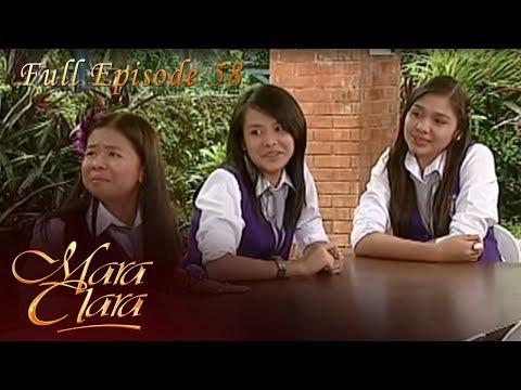 , title : 'Full Episode 58 | Mara Clara'