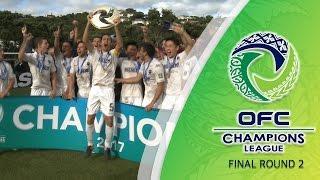 VIDEO HIGHLIGHTS Team Wellington 02 Auckland City FC