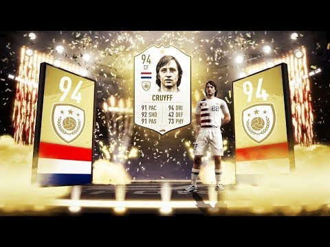 THE BEST ICON PACKS!! 😱👏- LUCKIEST FIFA 19 PACK OPENING REACTIONS COMPILATION #11 Mp3