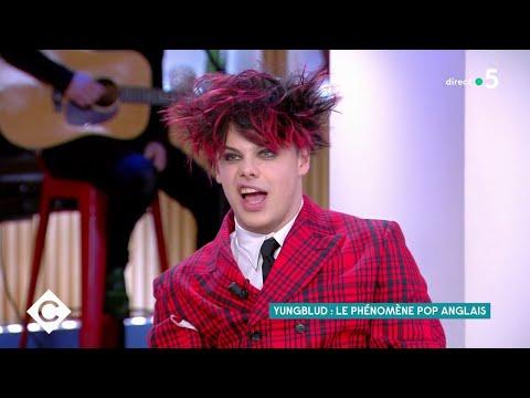 Yungblud : le phénomène pop anglais - C à Vous - 19/01/2021 Yungblud : le phénomène pop anglais - C à Vous - 19/01/2021
