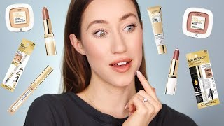 NEW Age Perfect L'Oreal Makeup?!