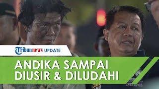 Andika Babang Tamvan Sampai Diusir dan Diludahi Orang karena Prank Jadi Gelandangan