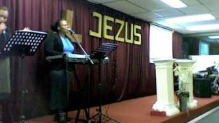 Trinity Praiz - Saturate Me With Your Anointing