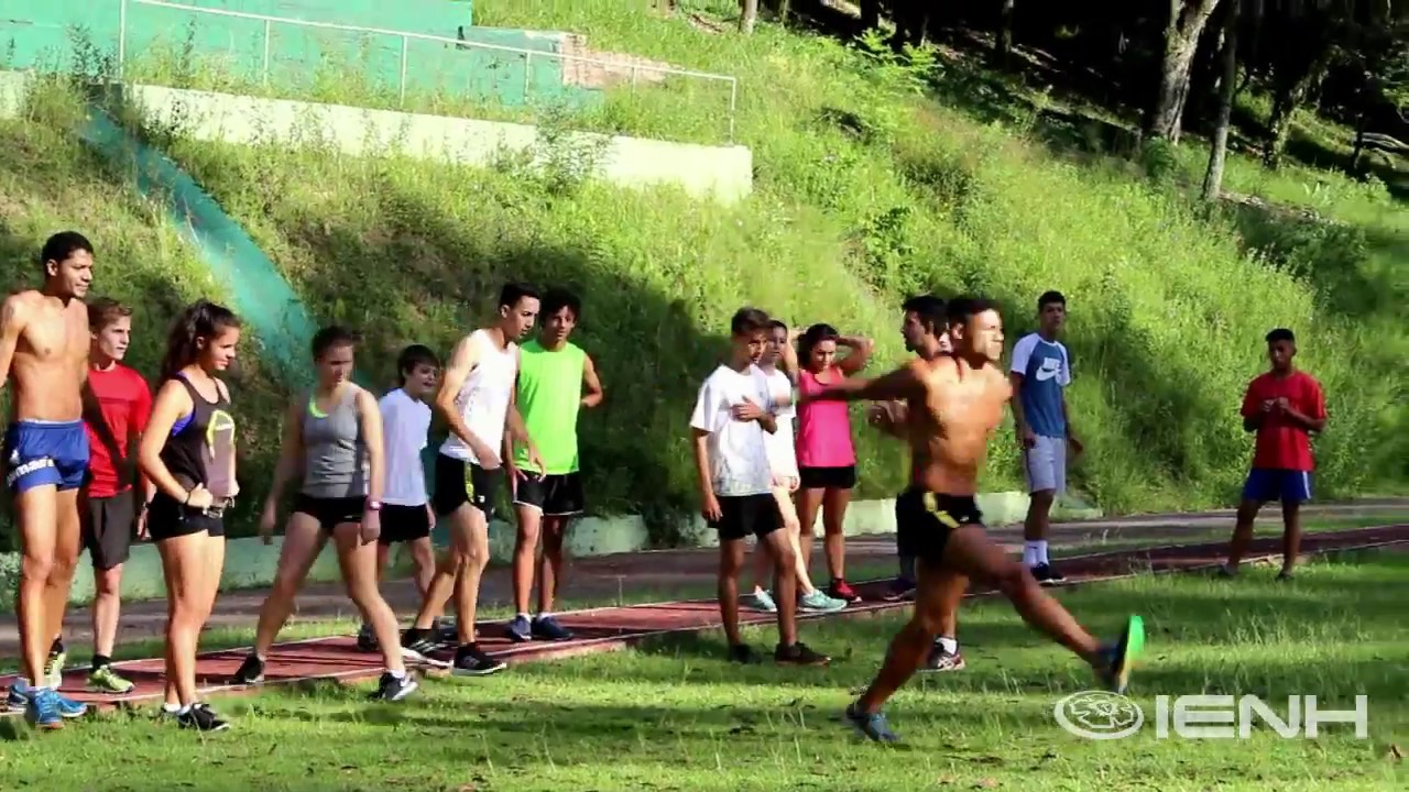 Equipe de Atletismo da IENH em fase de preparação intensa para busca de conquistas em 2018