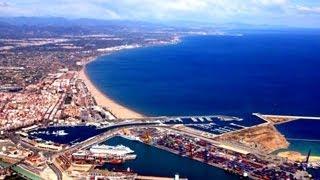 preview picture of video 'Spagna. In volo su Valencia'