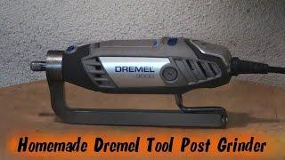 Dremel Lathe Tool Post Grinder