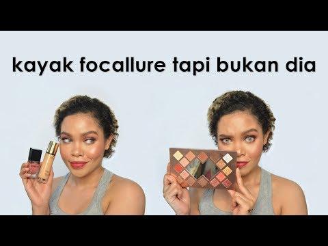 O.TWO.O REVIEW SATU MUKA..dari primer sampe ke lipstick