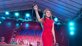 Cinta Terbaik - Baby Shima Di  Konser Spektra Merah Kabayuran,Bakasi