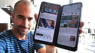 LG G8x ThinQ Dual Screen | Hands-on Review