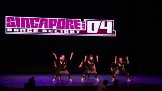 Platinum Collection  - Singapore Dance Delight Vol. 4 Finals (2013)