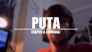 Siant - P.U.T.A | Rapeo a cámara