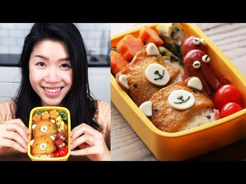 I Tried Making A Ridiculously Cute Bento Box