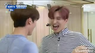 (Super TV) The Dongsaeng Having Fun While Doing The Punishment For Leeteuk