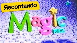Gambar cover RECORDANDO: MAGIC KIDS | Desde Nivel X a Dragon Ball Z, hasta El Club del Anime, Cocomiel,...