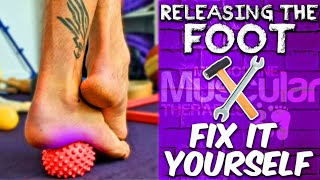 Fix it Yourself | Foot (Bottom)
