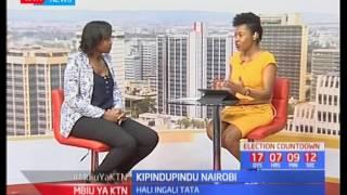 Maswala ya kipindupindu jijini Nairobi