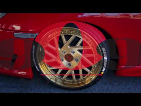 La Ferrari 909 Motoring Rennen Forged Wheels