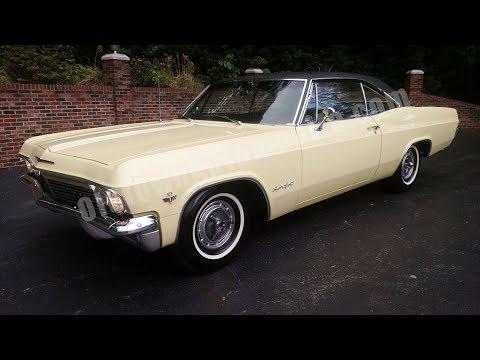 Video of '65 Impala - Q35L