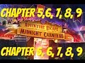 Adventure Escape: Midnight Carnival Mystery Story Chapt