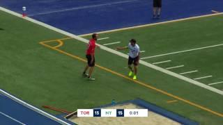 Game Highlights: New York Empire at Toronto Rush [Wk14]