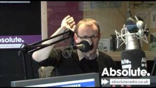 Frank Skinner chats with Sean Lock