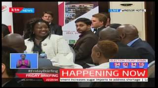 Baringo Senator Gideon Moi awarded Oil and Gas Award as legislator of the year
