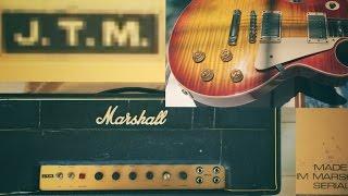 1967 Marshall JTM50 at FULL VOLUME!